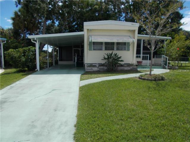 6666 Acacia Court, North Port, FL 34287 (MLS #C7405544) :: The Duncan Duo Team
