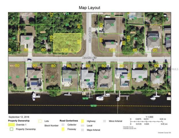 18731 Ayrshire Circle, Port Charlotte, FL 33948 (MLS #C7405550) :: Team Pepka