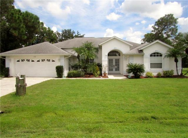 158 Allworthy St, Port Charlotte, FL 33954 (MLS #C7405568) :: RE/MAX Realtec Group
