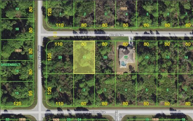12053 Strett Avenue, Port Charlotte, FL 33981 (MLS #C7405577) :: KELLER WILLIAMS CLASSIC VI