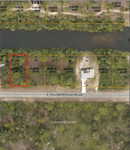E Hillsborough Boulevard, North Port, FL 34288 (MLS #C7405590) :: Team Pepka