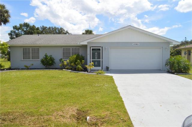 1083 Red Bay Terrace NW, Port Charlotte, FL 33948 (MLS #C7405594) :: KELLER WILLIAMS CLASSIC VI