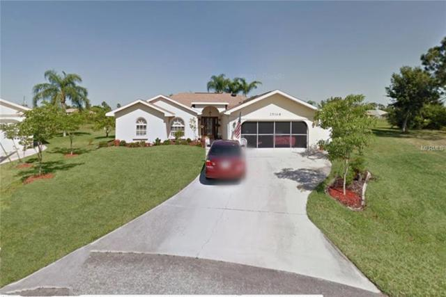 25168 Chiclayo Avenue, Port Charlotte, FL 33983 (MLS #C7405610) :: The Duncan Duo Team