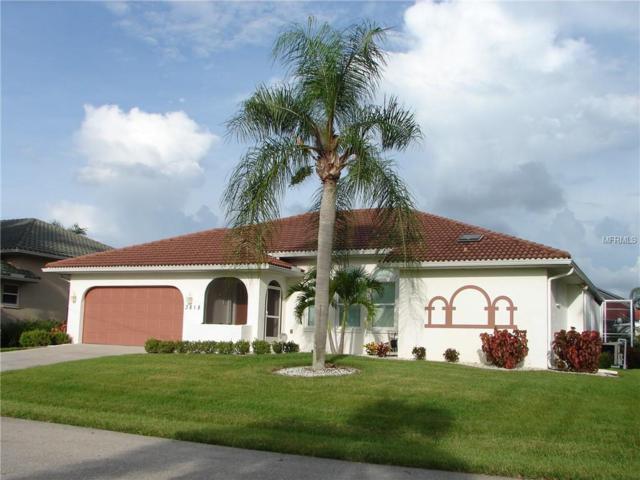 3818 Saba Court, Punta Gorda, FL 33950 (MLS #C7405623) :: The Duncan Duo Team