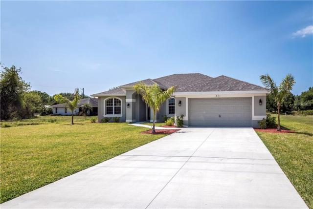 4175 Donatello Avenue, North Port, FL 34286 (MLS #C7405648) :: Medway Realty