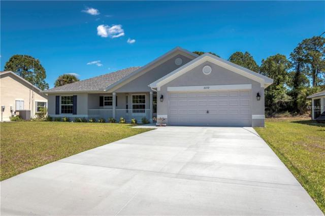 3329 Eagle Pass Street, North Port, FL 34286 (MLS #C7405650) :: Baird Realty Group