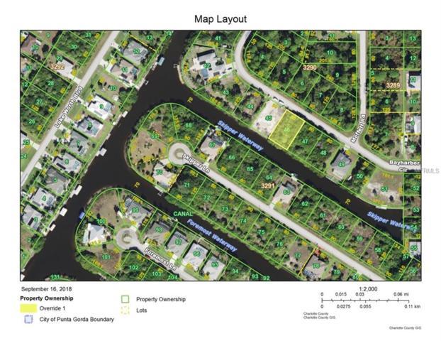 17350 Bayharbor Circle, Port Charlotte, FL 33948 (MLS #C7405667) :: Griffin Group