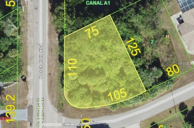 3512 Port Charlotte Boulevard, Port Charlotte, FL 33952 (MLS #C7405705) :: GO Realty