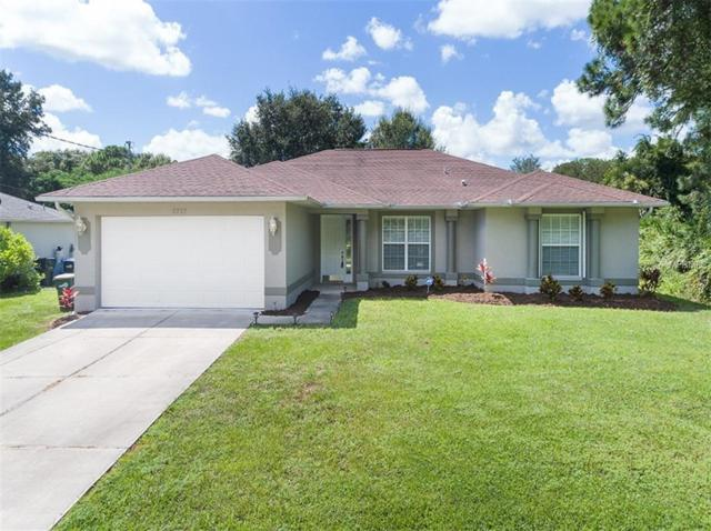 2717 Adele Street, North Port, FL 34291 (MLS #C7405706) :: Medway Realty
