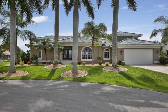 411 La Sila Court, Punta Gorda, FL 33950 (MLS #C7405708) :: G World Properties