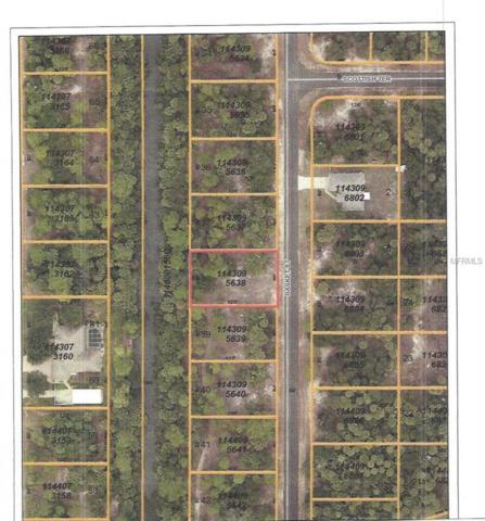 Basket Street, North Port, FL 34288 (MLS #C7405713) :: Griffin Group