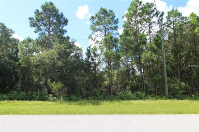 Hornbuckle Boulevard, North Port, FL 34291 (MLS #C7405725) :: G World Properties