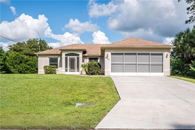 4207 Norris Terrace, North Port, FL 34288 (MLS #C7405767) :: RE/MAX Realtec Group