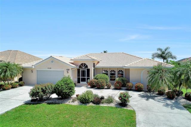 1016 Messina Drive, Punta Gorda, FL 33950 (MLS #C7405776) :: RE/MAX Realtec Group