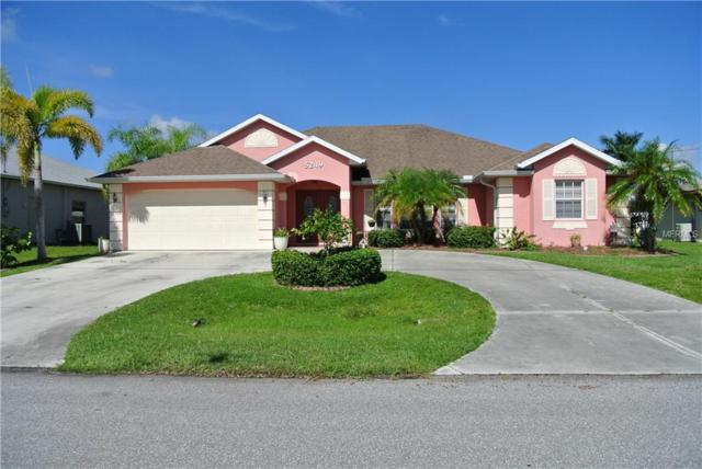 5249 Forbes Terrace, Port Charlotte, FL 33981 (MLS #C7405777) :: RE/MAX Realtec Group