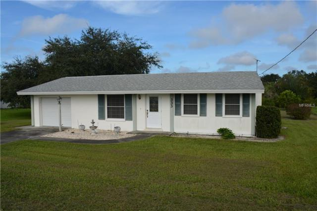 333 Hile Lane, Punta Gorda, FL 33982 (MLS #C7405778) :: G World Properties