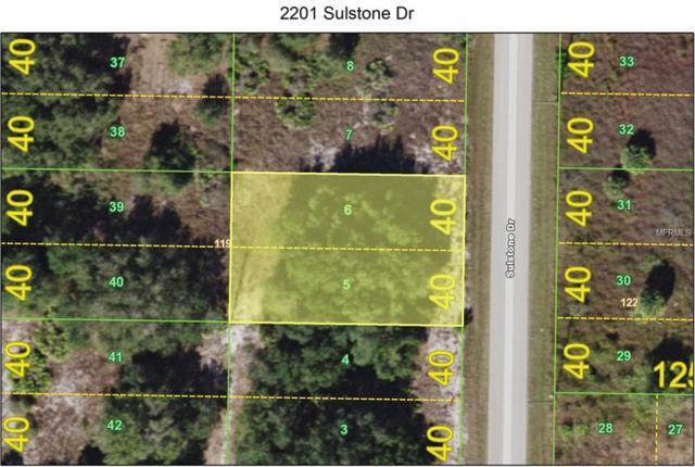 2201 Sulstone Drive, Punta Gorda, FL 33983 (MLS #C7405808) :: RE/MAX Realtec Group