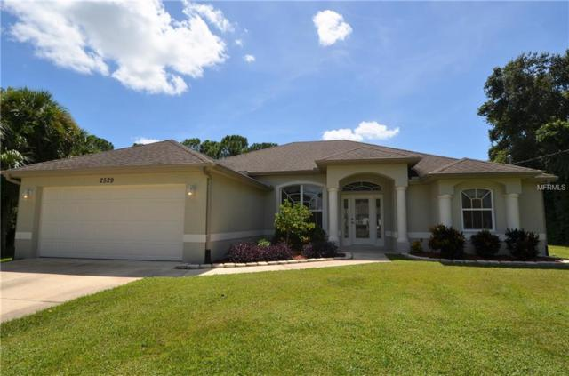 2529 Delwood Court, North Port, FL 34288 (MLS #C7405819) :: RE/MAX Realtec Group