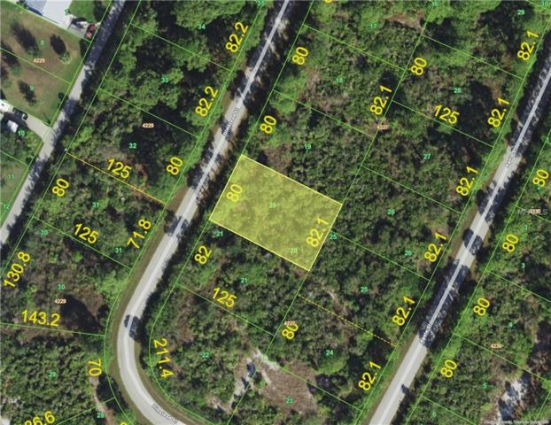 8282 Dimstead Street, Port Charlotte, FL 33981 (MLS #C7405833) :: The Duncan Duo Team