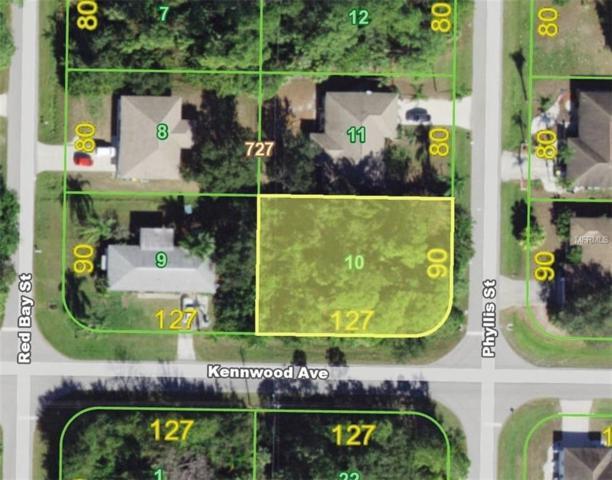1072 Kennwood Avenue, Port Charlotte, FL 33948 (MLS #C7405835) :: GO Realty