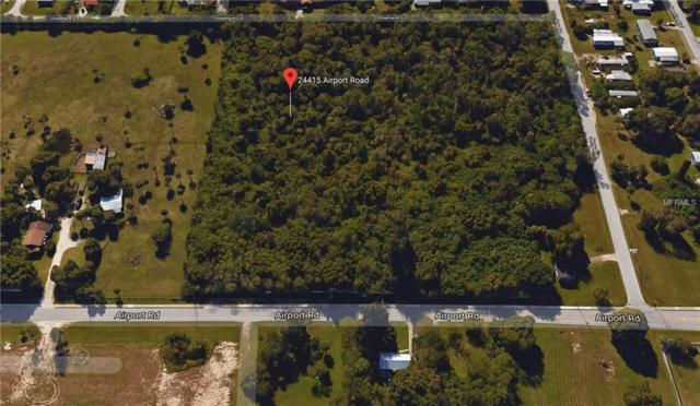 24415 Airport Road, Punta Gorda, FL 33950 (MLS #C7405837) :: Cartwright Realty