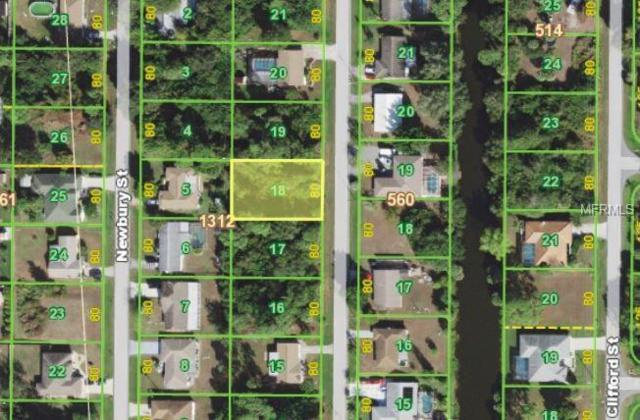 3137 Saint James Street, Port Charlotte, FL 33952 (MLS #C7405852) :: Team Pepka