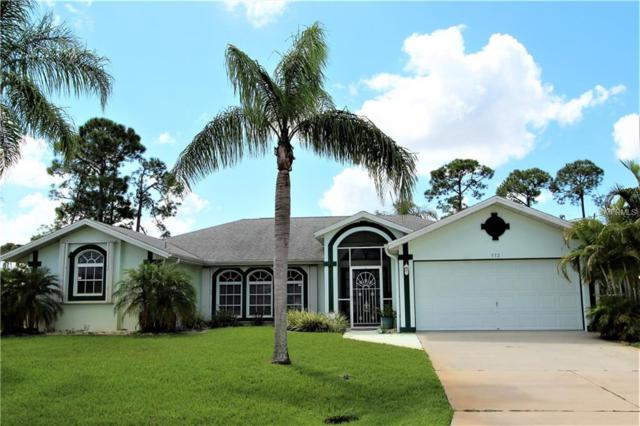 532 Wabash Terrace, Port Charlotte, FL 33954 (MLS #C7405853) :: KELLER WILLIAMS CLASSIC VI