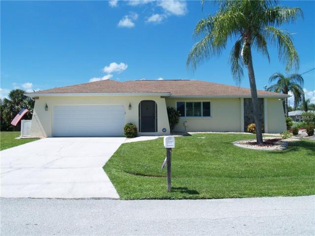18366 Van Nuys Circle, Port Charlotte, FL 33948 (MLS #C7405869) :: Team Pepka