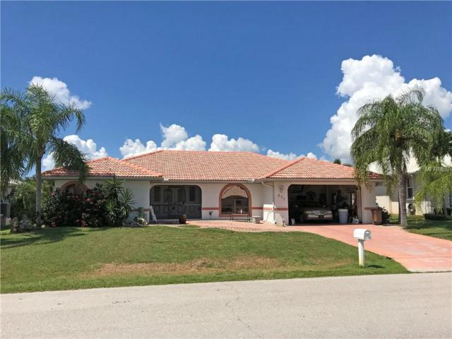 537 Eleuthera Drive, Punta Gorda, FL 33950 (MLS #C7405875) :: RE/MAX Realtec Group