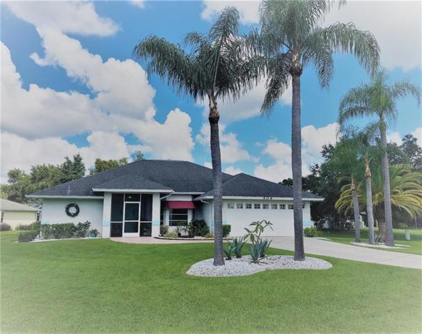 409 Birchcrest Boulevard, Port Charlotte, FL 33954 (MLS #C7405921) :: Gate Arty & the Group - Keller Williams Realty