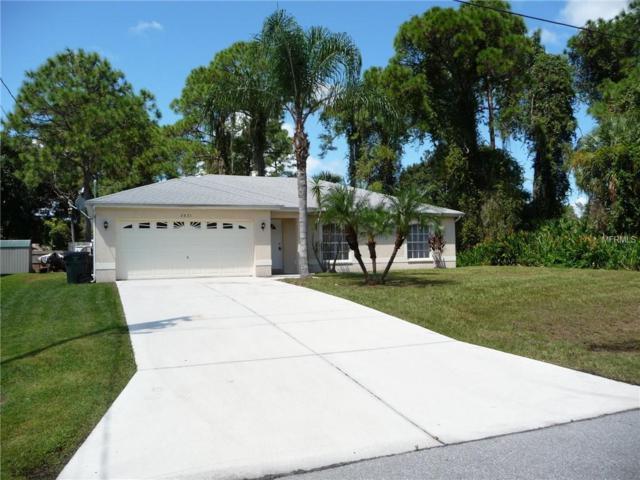 2631 Cleo Street, North Port, FL 34286 (MLS #C7405931) :: Medway Realty