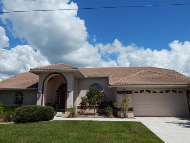 3868 Bordeaux Drive, Punta Gorda, FL 33950 (MLS #C7405933) :: White Sands Realty Group