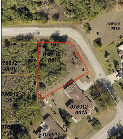 Maria Place, North Port, FL 34287 (MLS #C7405995) :: Medway Realty