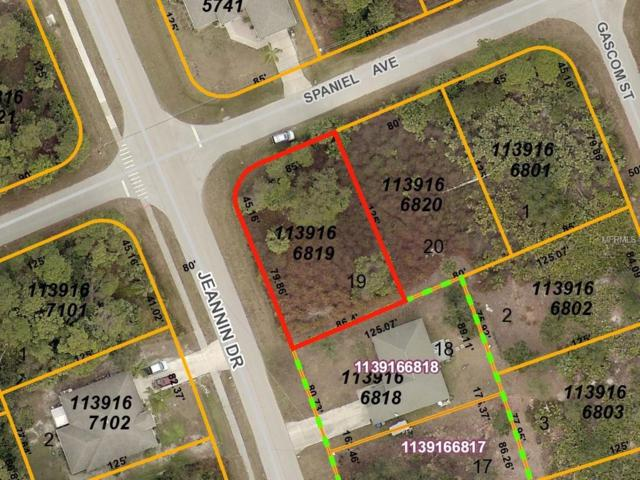 0 Spaniel Avenue, North Port, FL 34288 (MLS #C7406055) :: Medway Realty