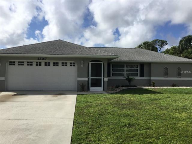 23167 Langdon Avenue, Port Charlotte, FL 33954 (MLS #C7406060) :: Medway Realty