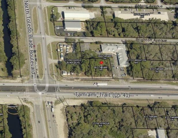 862 Tamiami Trail, Port Charlotte, FL 33953 (MLS #C7406144) :: Griffin Group