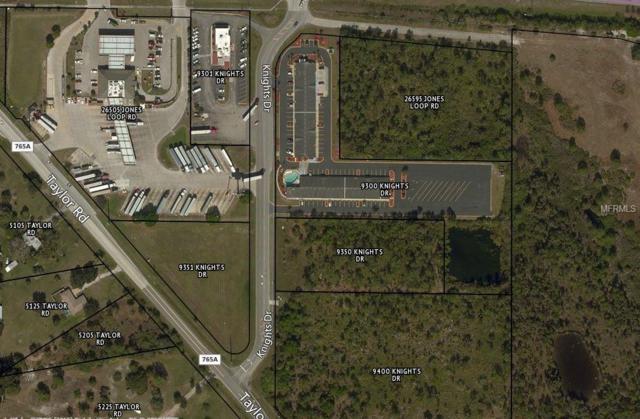 9350 Knights Drive, Punta Gorda, FL 33950 (MLS #C7406150) :: Medway Realty