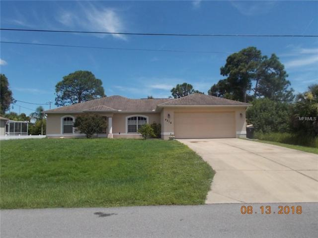 4216 Fernway Drive, North Port, FL 34288 (MLS #C7406156) :: The Price Group