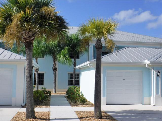 5760 Sabal Trace Drive 103BD5, North Port, FL 34287 (MLS #C7406190) :: Team Bohannon Keller Williams, Tampa Properties