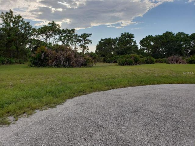 17 (Lots 569 & 570) Pine Valley Road, Rotonda West, FL 33947 (MLS #C7406204) :: The Price Group