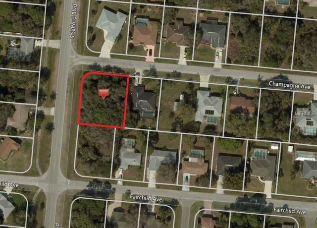 Champagne Avenue, North Port, FL 34287 (MLS #C7406385) :: The Price Group