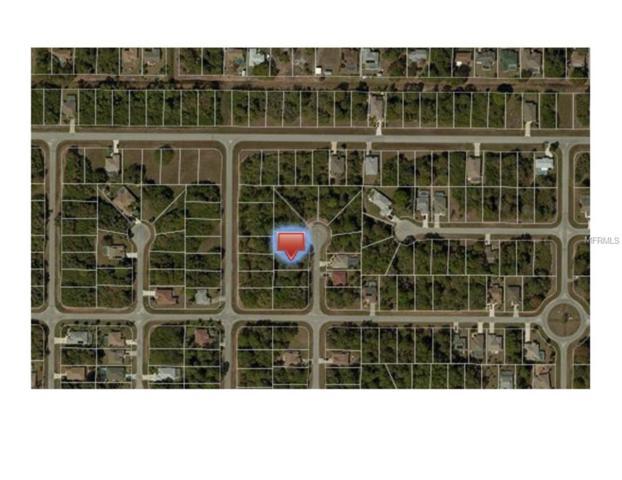 116 Siesta Rd, Rotonda West, FL 33947 (MLS #C7406400) :: The Lockhart Team