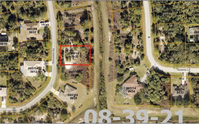 Spoonhill Road, North Port, FL 34291 (MLS #C7406436) :: Mark and Joni Coulter | Better Homes and Gardens