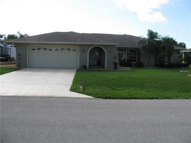 771 S Ellicott Circle, Port Charlotte, FL 33952 (MLS #C7406468) :: Medway Realty