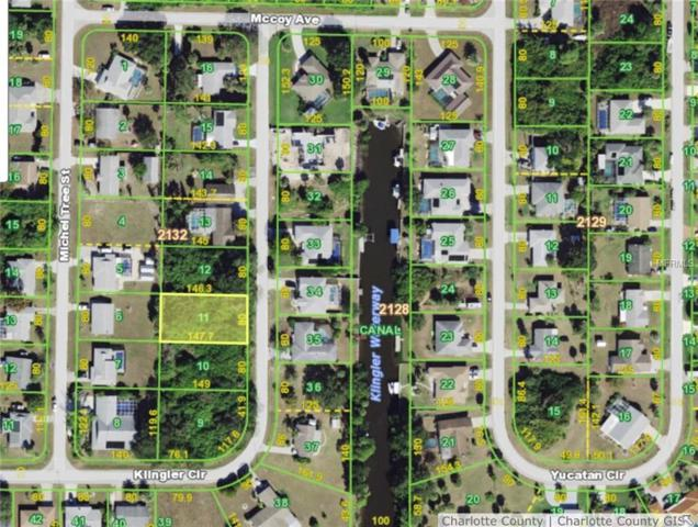 18738 Klingler Circle, Port Charlotte, FL 33948 (MLS #C7406483) :: The Light Team