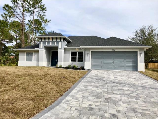 5608 Jericho Avenue, North Port, FL 34288 (MLS #C7406551) :: Medway Realty