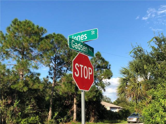 17455 Gadsen Avenue, Port Charlotte, FL 33948 (MLS #C7406562) :: The Lockhart Team