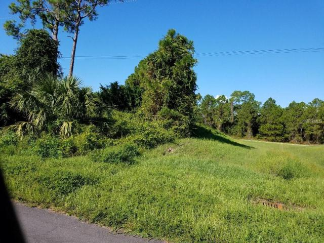 Baker Road, North Port, FL 34288 (MLS #C7406575) :: The Lockhart Team
