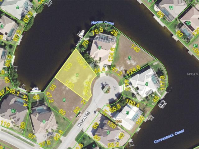 1242 Macaw Court, Punta Gorda, FL 33950 (MLS #C7406705) :: The Duncan Duo Team