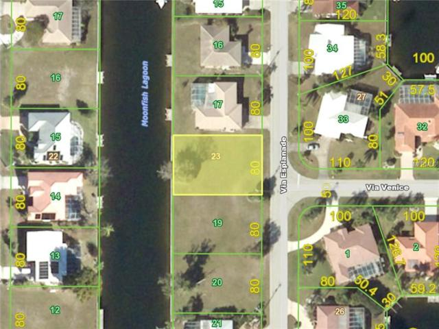 581 Via Esplanade, Punta Gorda, FL 33950 (MLS #C7406826) :: Rabell Realty Group
